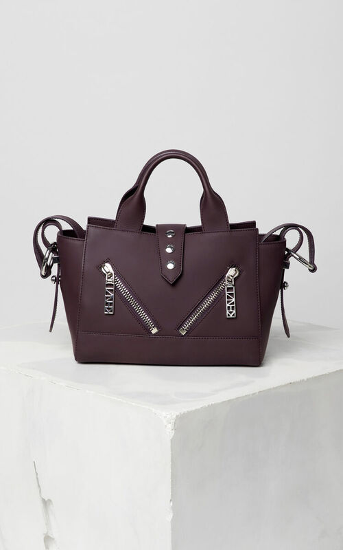 PRUNE Kalifornia bag Gommato leather for unisex KENZO