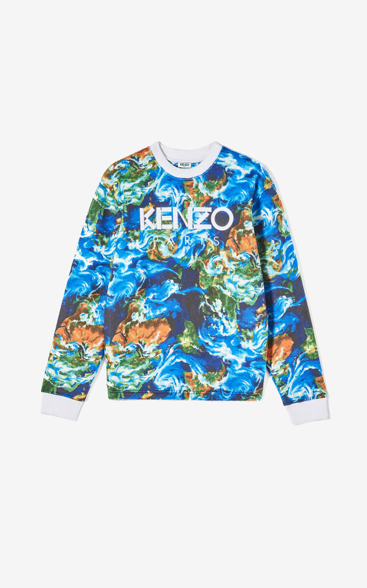 COBALT 'KENZO World' sweatshirt for men