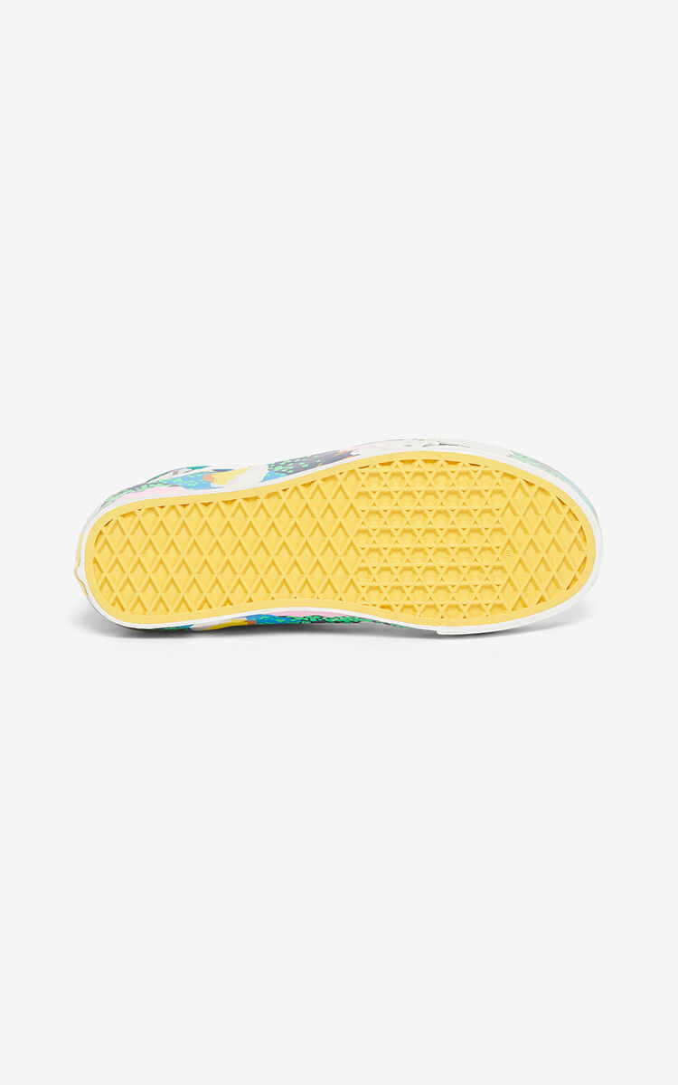 LEMON SK8-Hi 'Tulipes' KENZO/VANS sneakers  for unisex