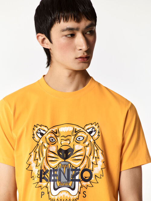 MARIGOLD Tiger T-shirt for men KENZO