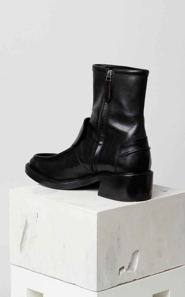 BLACK Boots for women KENZO