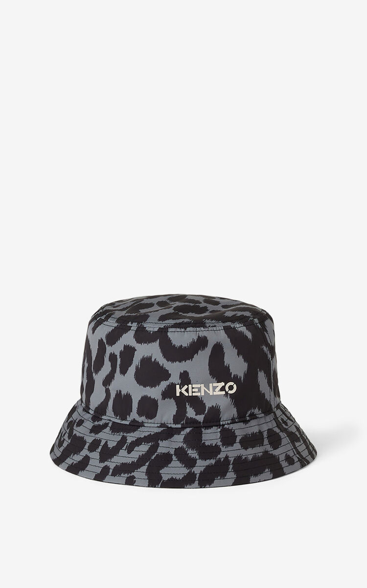 ANTHRACITE Bucket hat for unisex KENZO