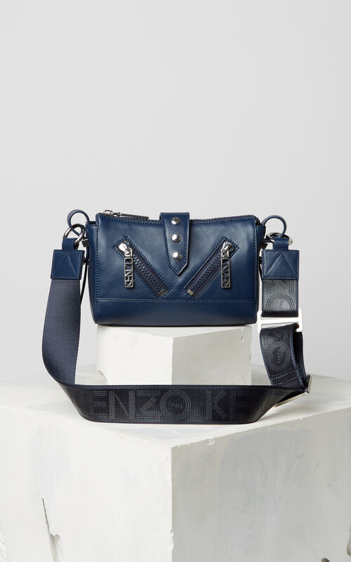 INK Mini Kalifornia Sport leather bag for unisex KENZO