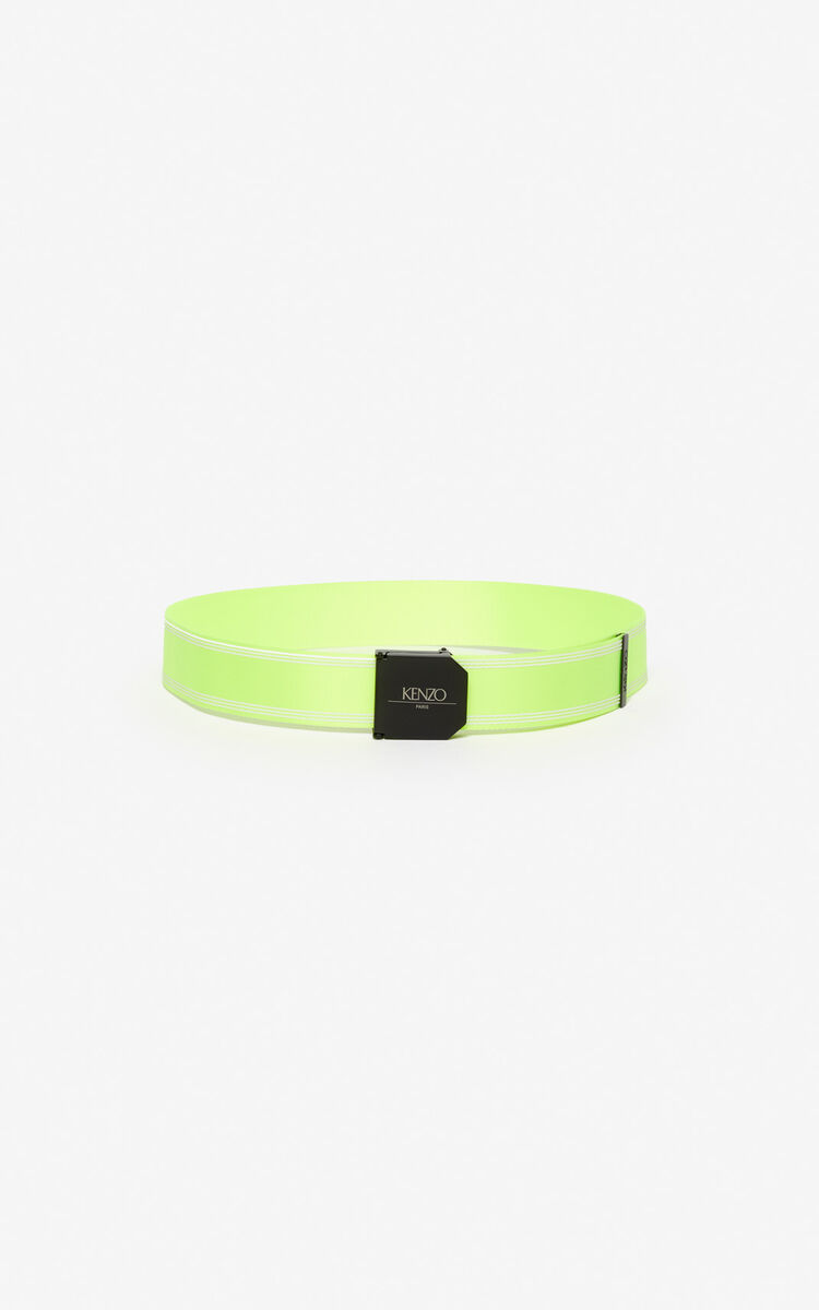 LEMON KENZO Logo belt for global.none