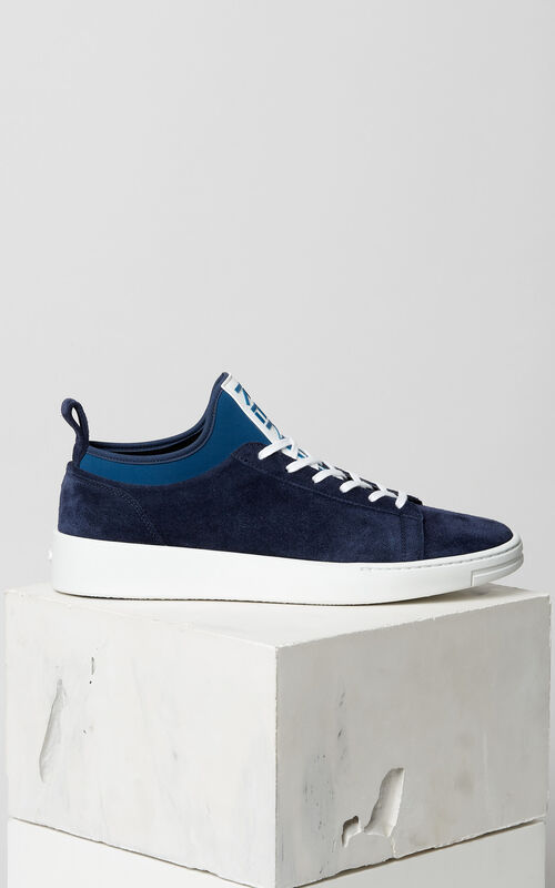 NAVY BLUE K-City sneakers for men KENZO