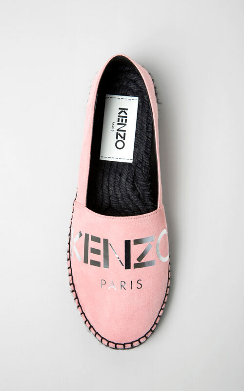 FADED PINK KENZO Paris Espadrilles for women