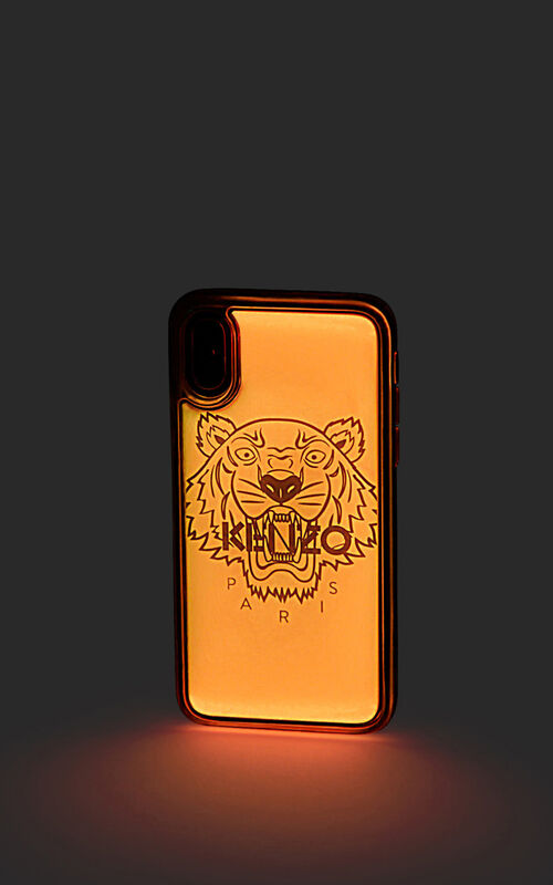 RASPBERRY iPhone X/XS Case for unisex KENZO