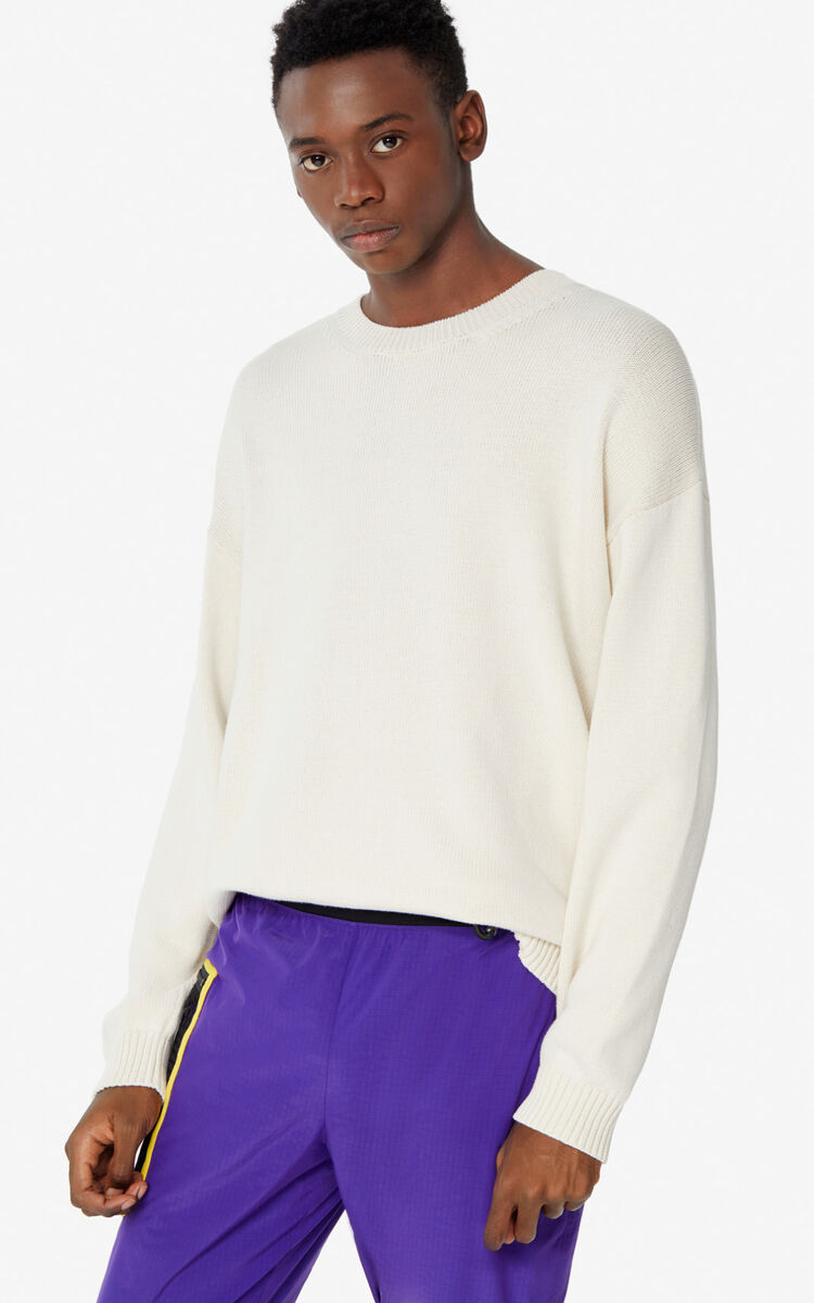 ECRU KENZO jumper for men