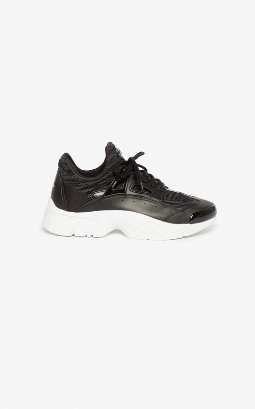 BLACK Sonic sneakers for women KENZO