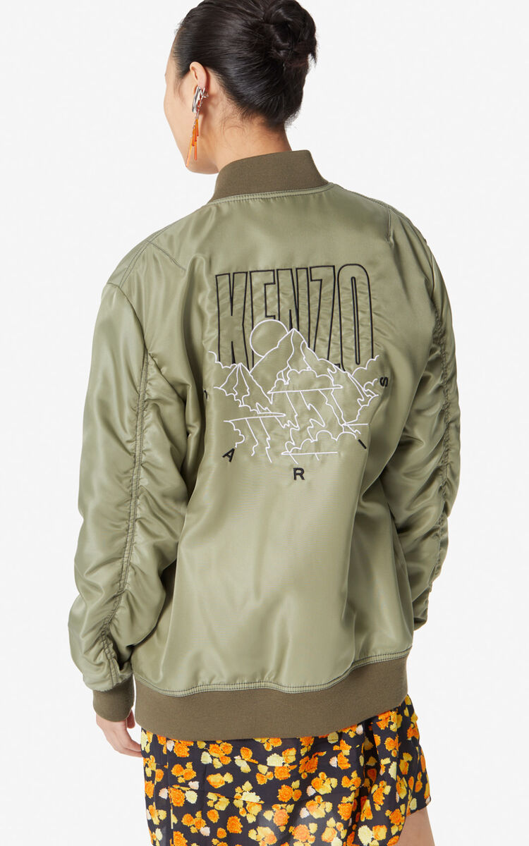 REED 'KENZO Mountain' jacket for women