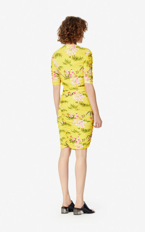 LEMON 'Sea Lily' dress for women KENZO