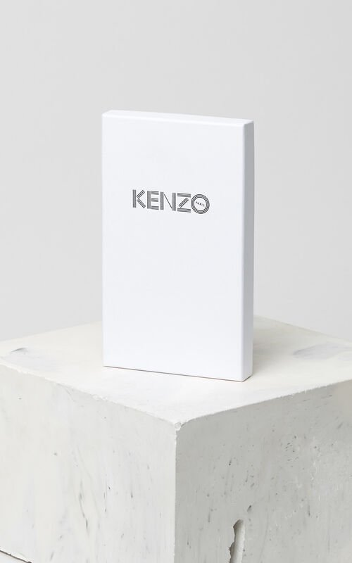SILVER KENZO Signature iPhone 7+/8+ case for unisex