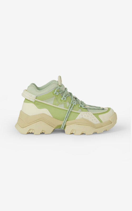 ALMOND GREEN Inka sneakers for women KENZO