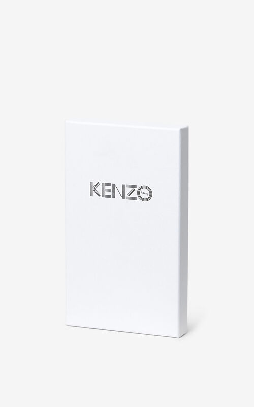 SILVER iPhone X Case   for unisex KENZO