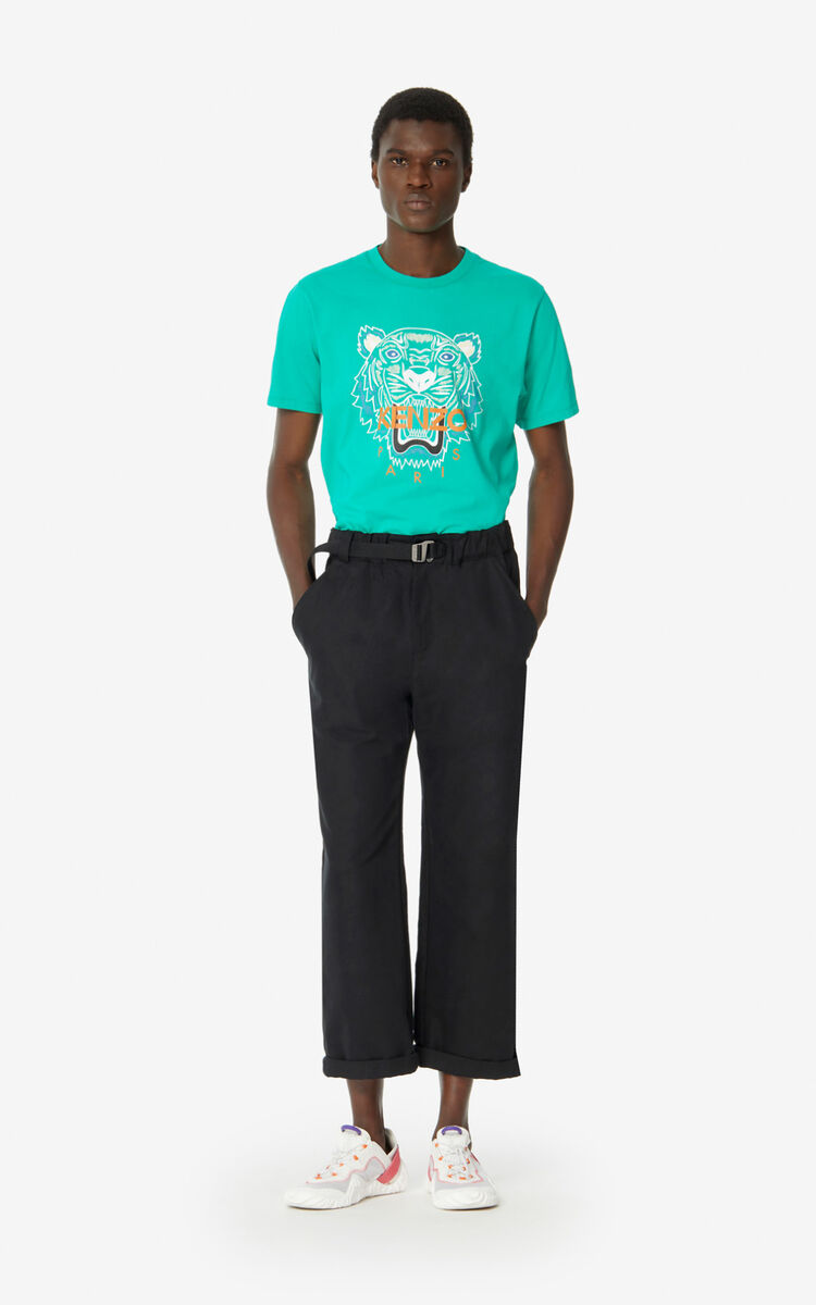 MINT Tiger T-shirt for men KENZO