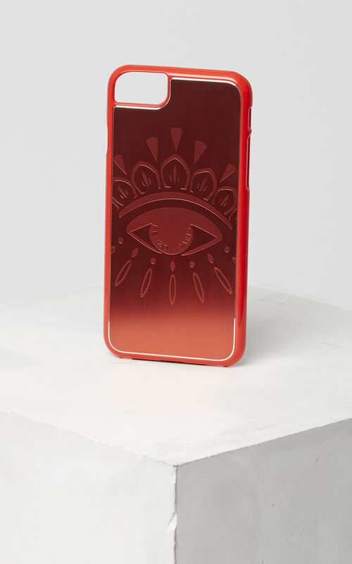 MEDIUM ORANGE Eye iPhone 7 case for unisex KENZO