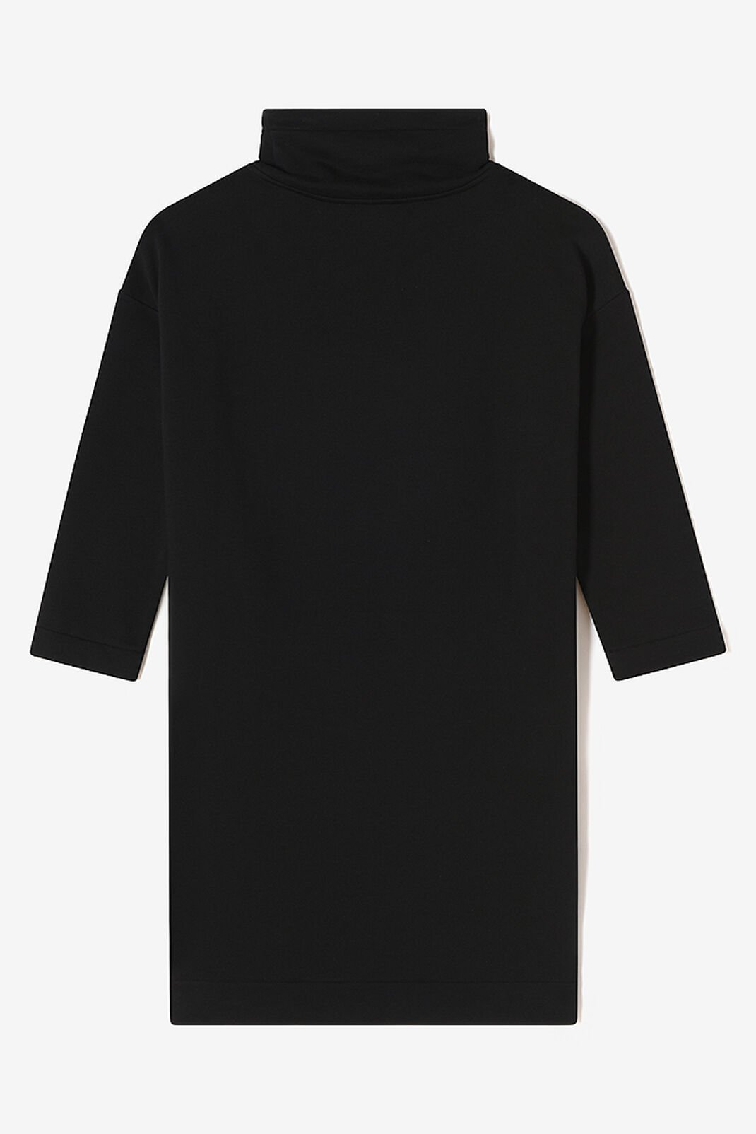 BLACK 'Tiger' sweatshirt dress for women KENZO