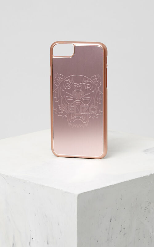 PASTEL PINK iPhone 7/8 Tiger Case for women KENZO