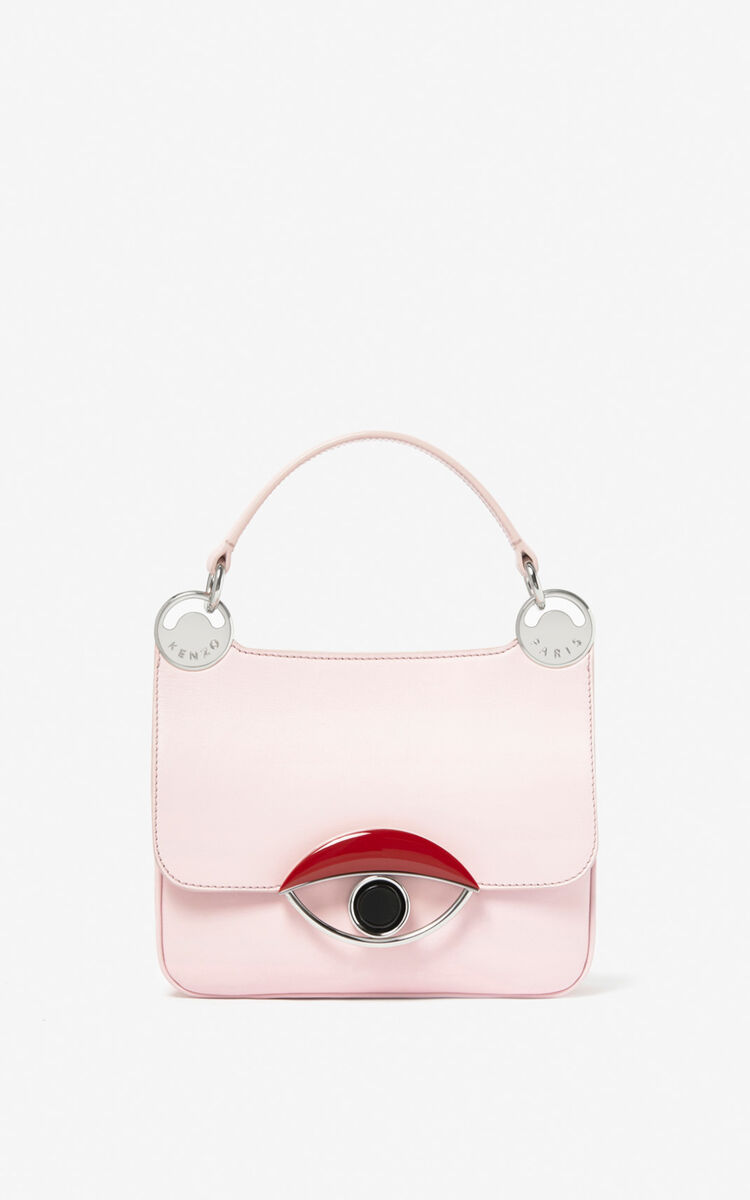 FADED PINK TALI crossbody bag for women KENZO