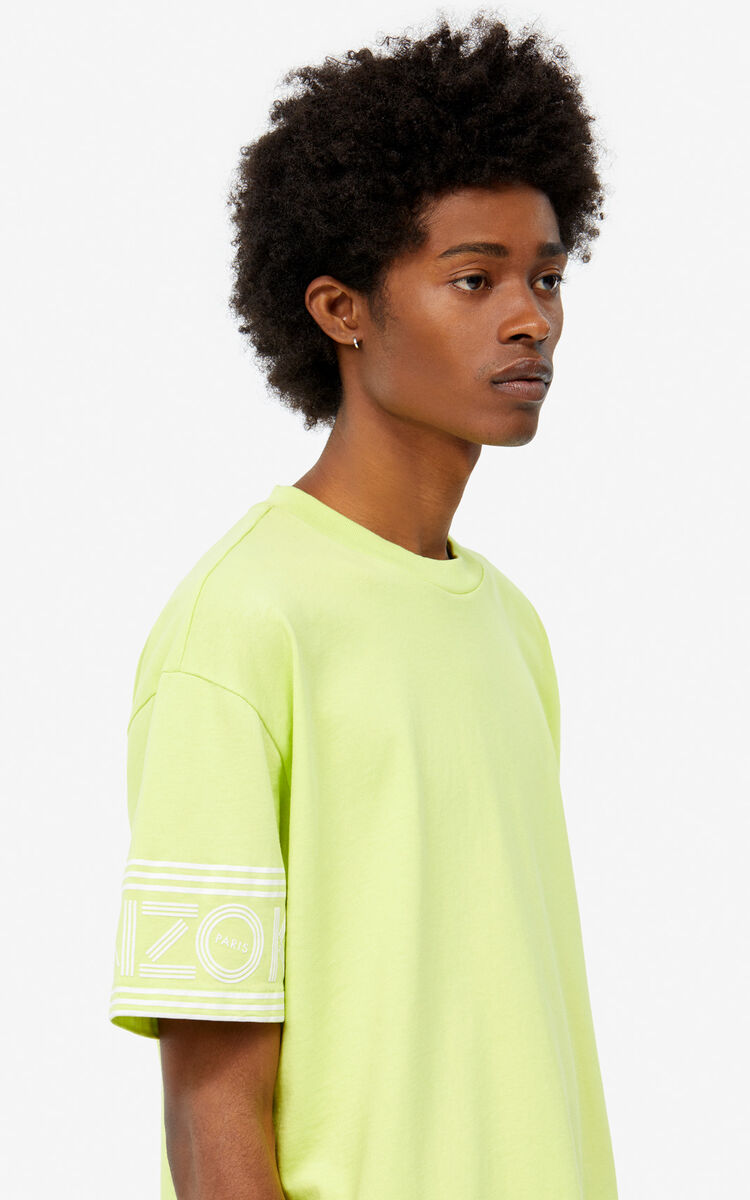 LEMON KENZO Logo t-shirt for men