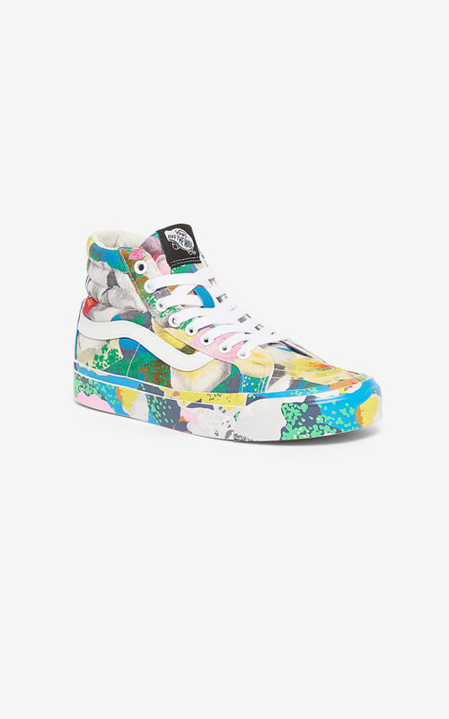LEMON SK8-Hi 'Tulipes' KENZO/VANS sneakers  for women