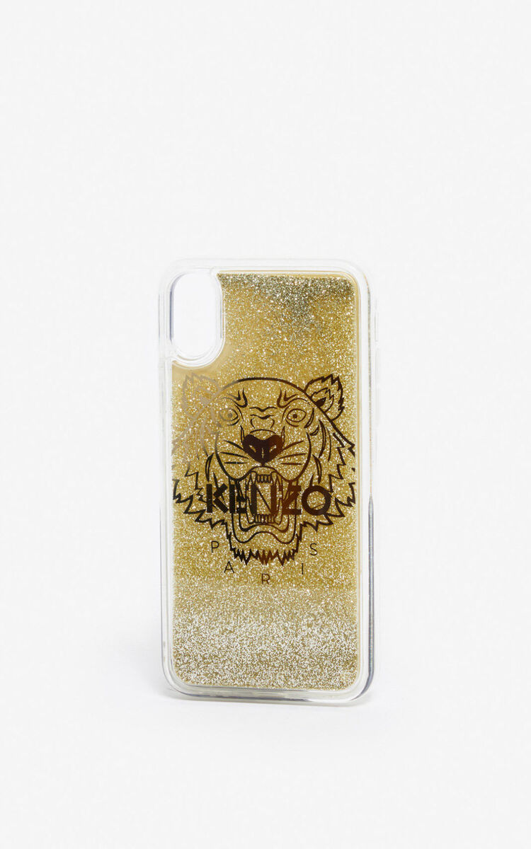 GOLD iPhone X/XS Case for women KENZO