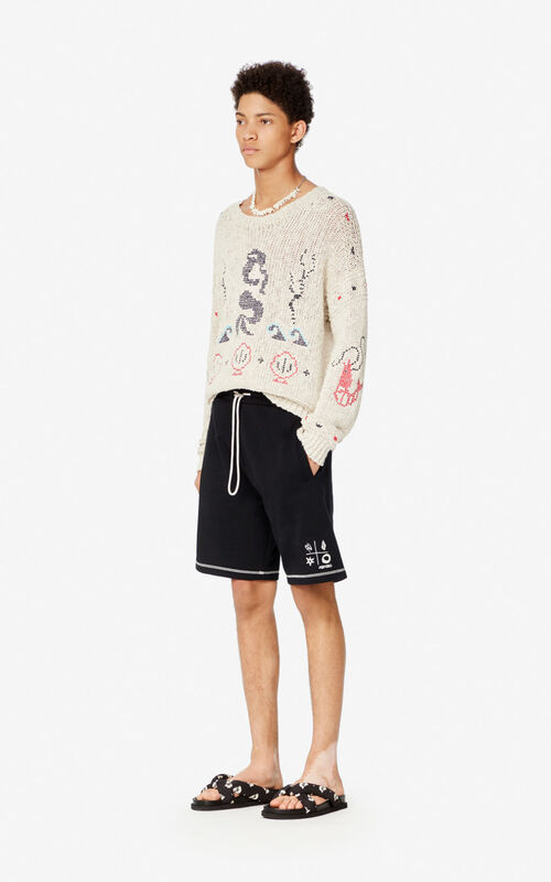 OFF WHITE 'Fisherman' jumper for men KENZO
