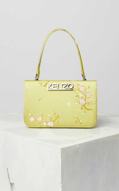 ABSINTHE 'Cheongsam Flower' Kyoto bag for women KENZO