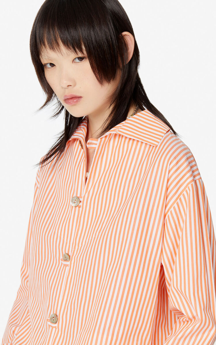 APRICOT Striped shirt  for women KENZO