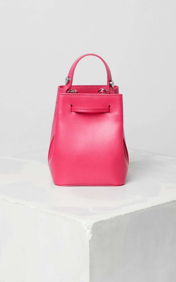 DEEP FUSCHIA Eye bucket bag for women KENZO