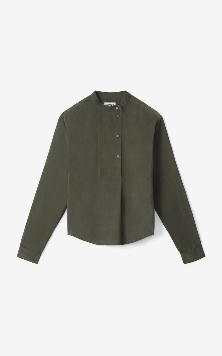 FERN Blouse with buttons for women KENZO