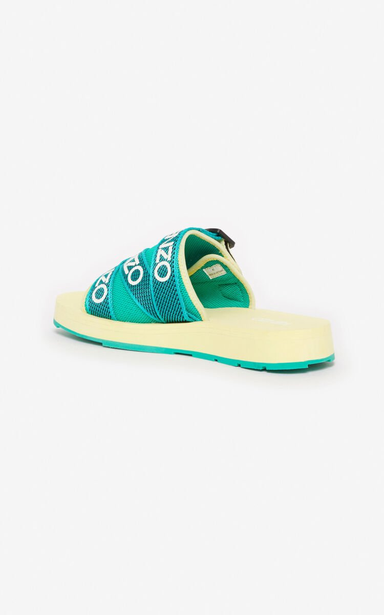 MINT Papaya mules for unisex KENZO