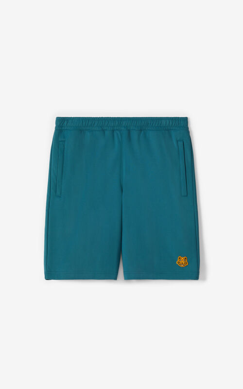 DUCK BLUE Shorts for unisex KENZO