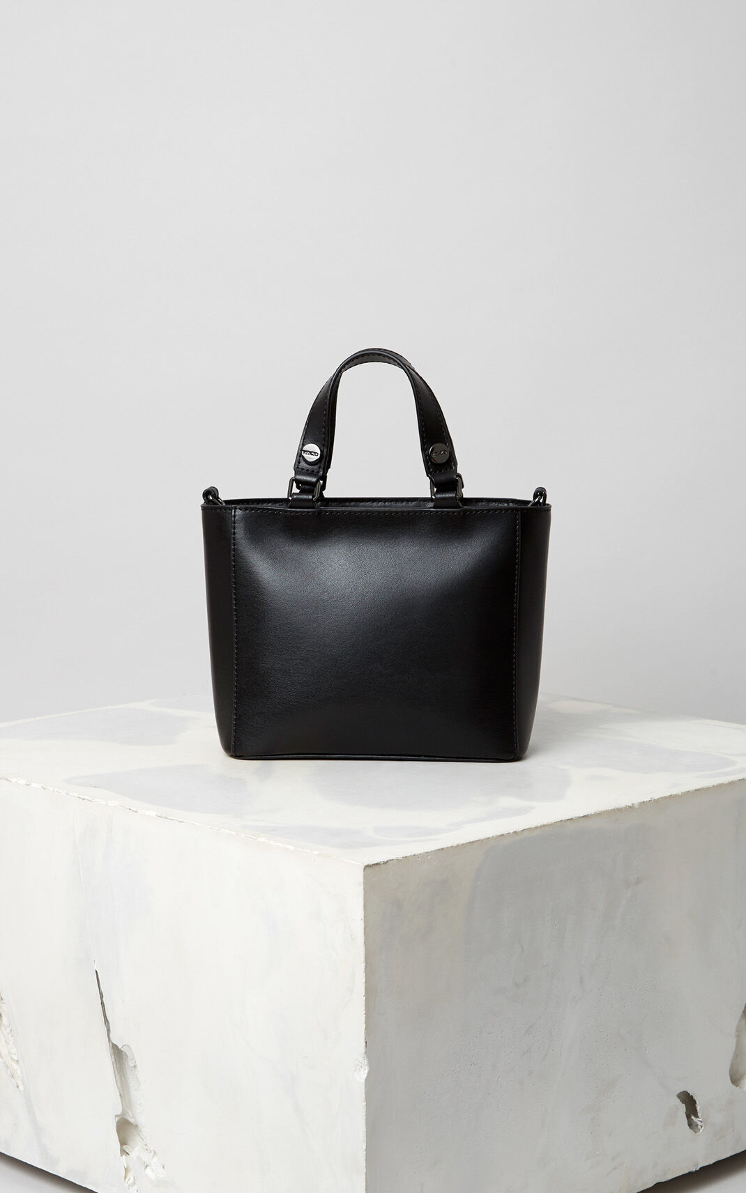 BLACK Small Eye Tote for women KENZO