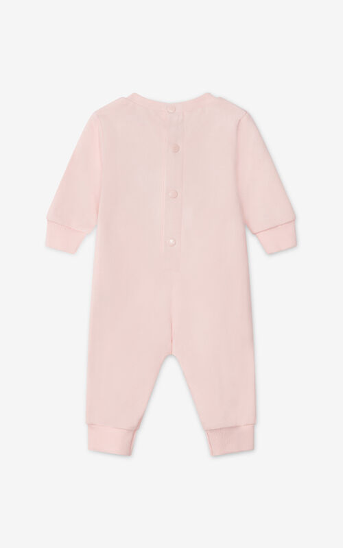 FADED PINK Tiger jumpsuit for women KENZO