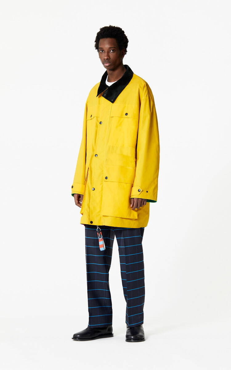 LEMON KENZO utility parka for women