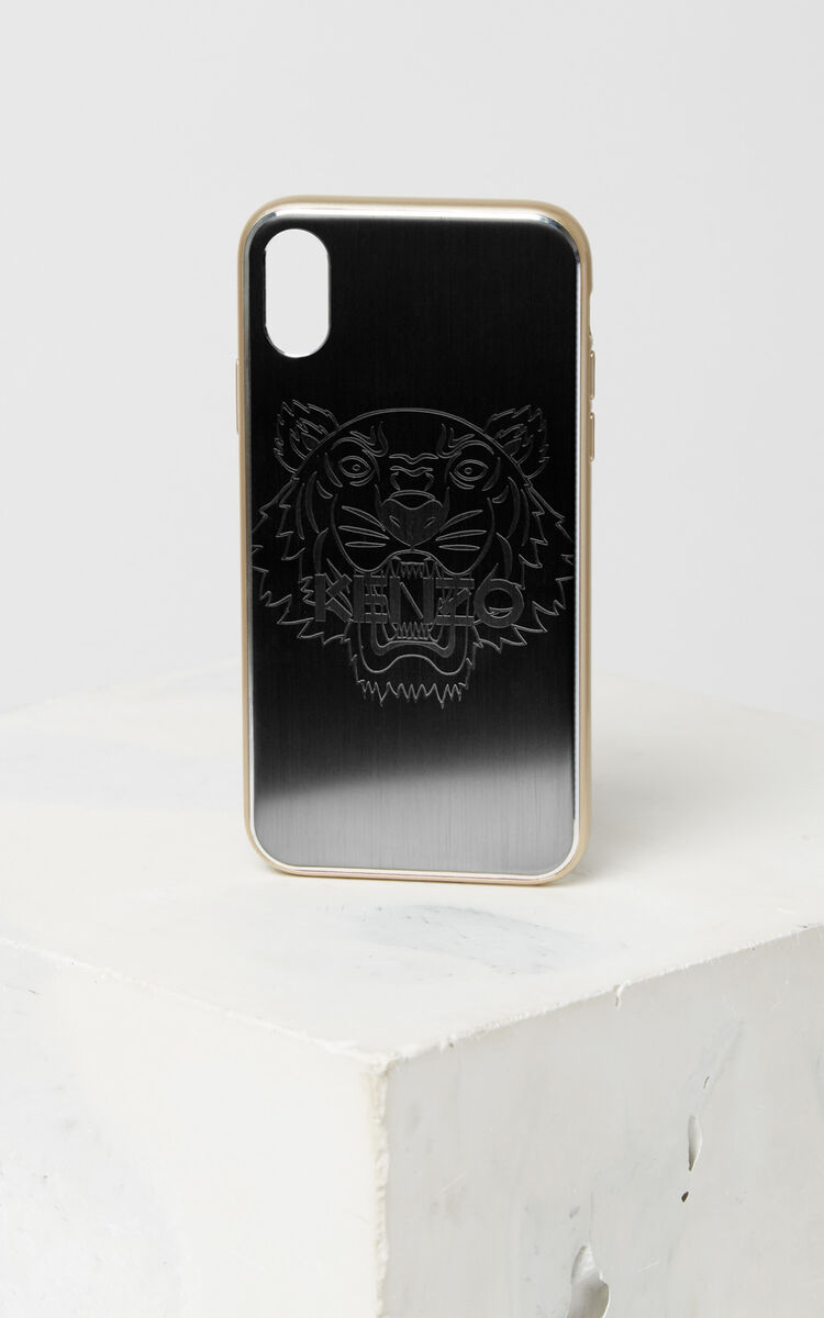 GOLD iPhone X Case for unisex KENZO
