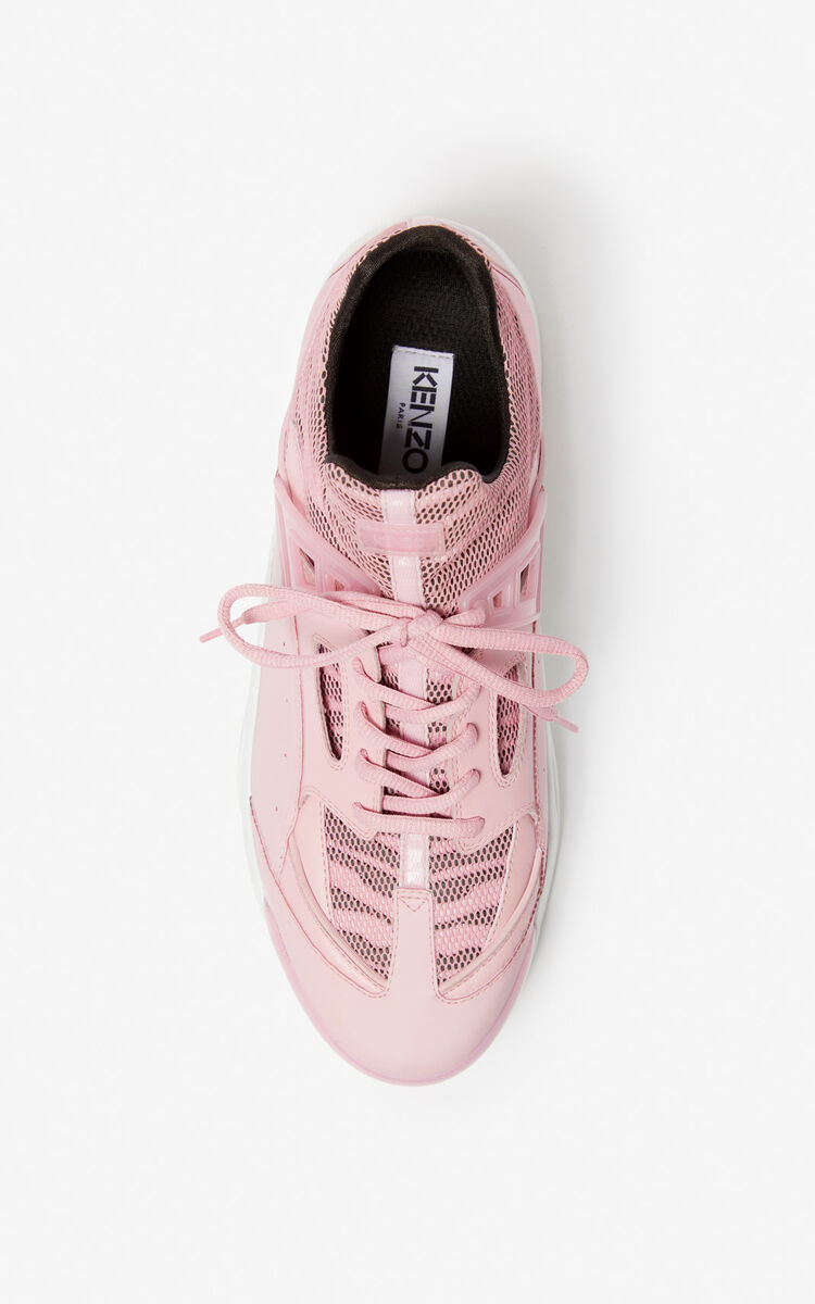 PASTEL PINK Sonic sneakers for unisex KENZO