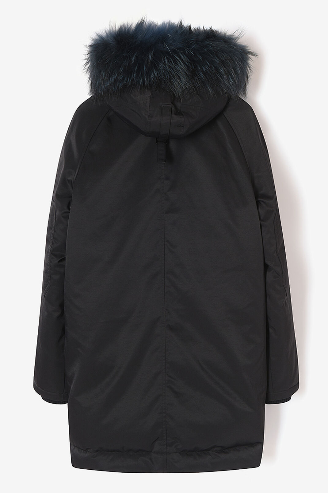 BLACK 'Puffa' Parka for women KENZO