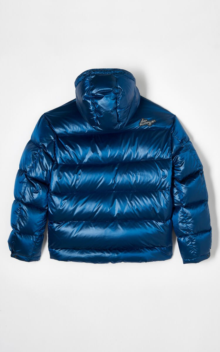 NAVY BLUE 'Puffa' Jacket for men KENZO