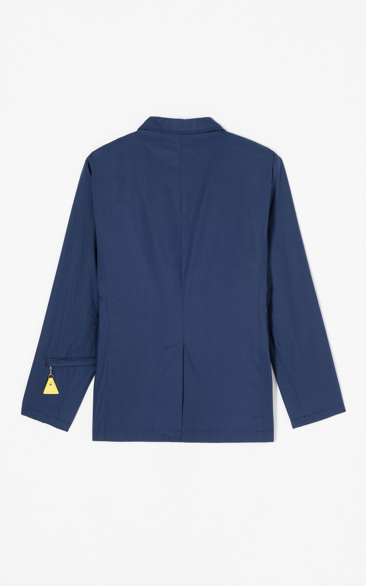 NAVY BLUE Blazer for men KENZO