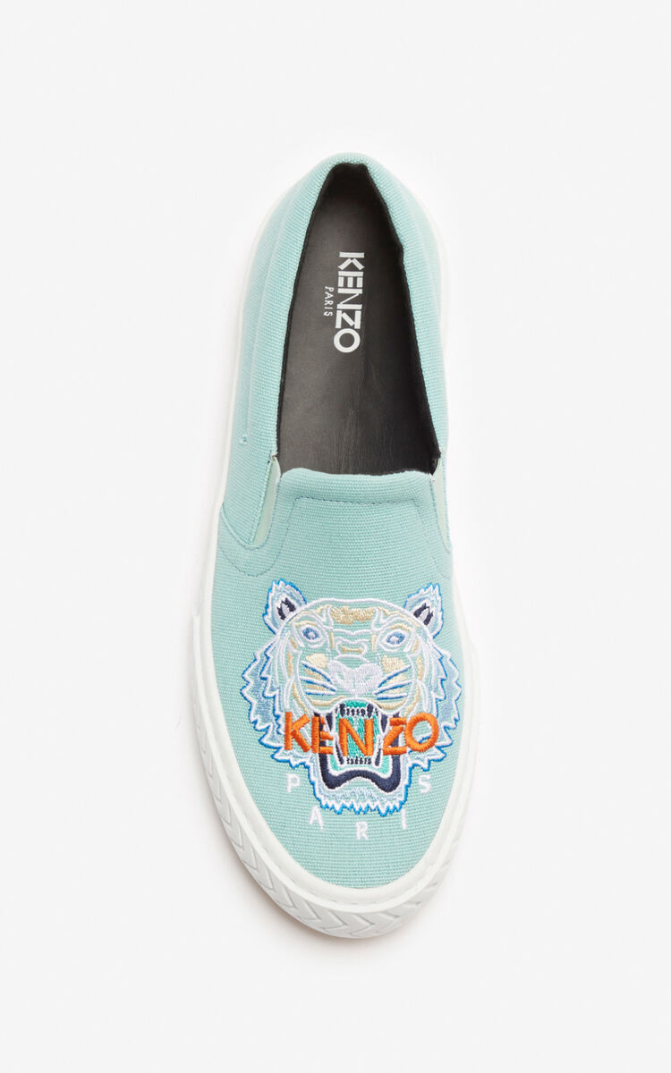 AQUA Slip-on K-Skate Tiger for unisex KENZO