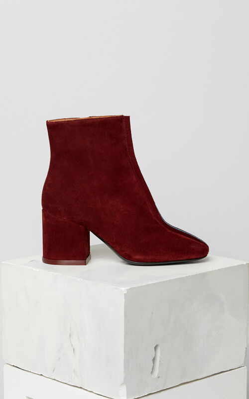 BORDEAUX Daria Boots for women KENZO