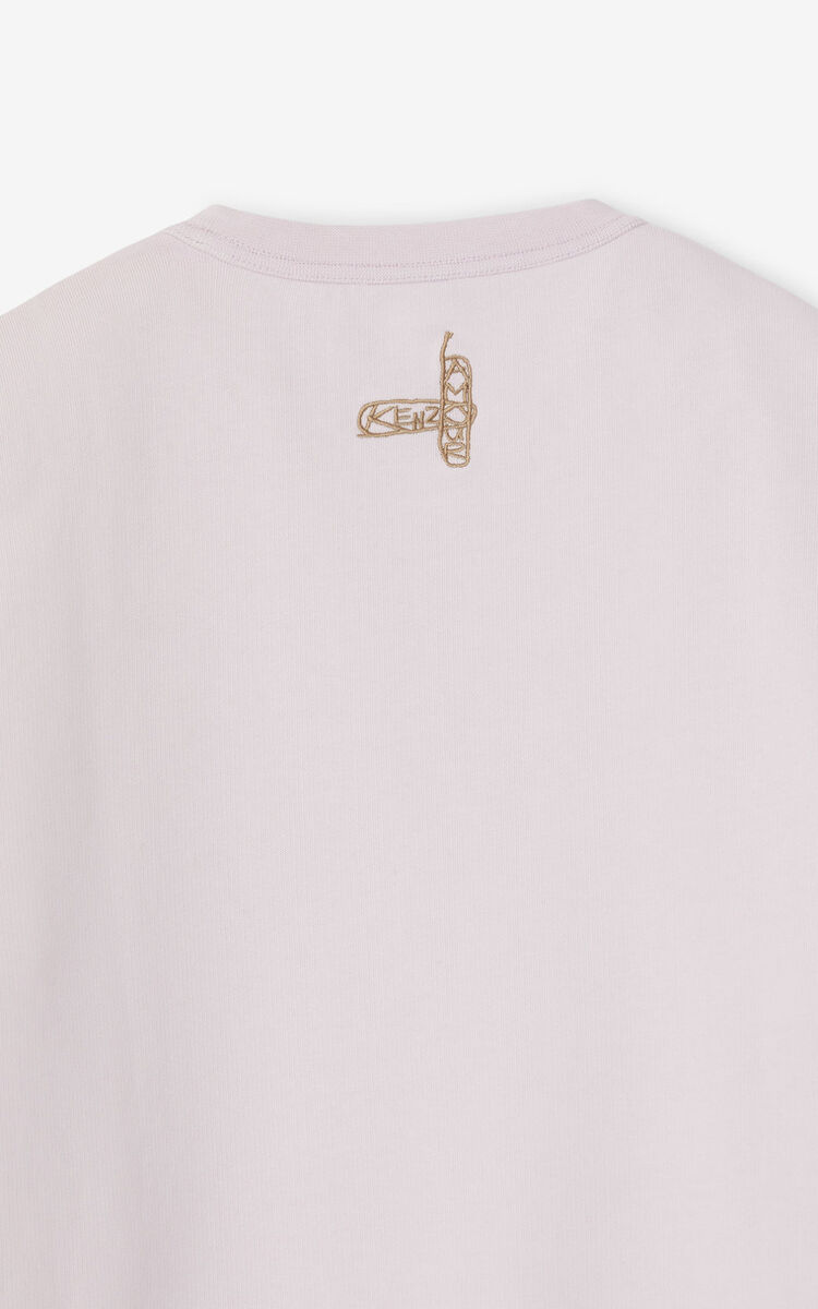 FADED PINK Valentine's Day Capsule 'Chest Valentines' sweatshirt for men KENZO
