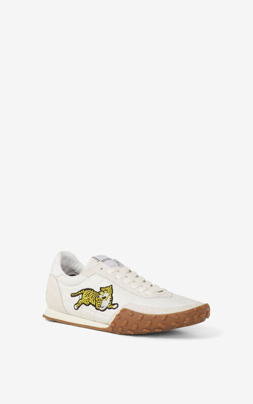 PALE GREY KENZO Move Sneaker  for men
