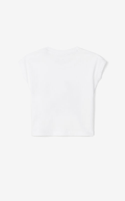 OFF WHITE 'Jumping Tiger' t-shirt for women KENZO
