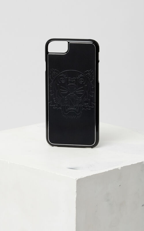 BLACK iPhone 7/8 Tiger Case for unisex KENZO