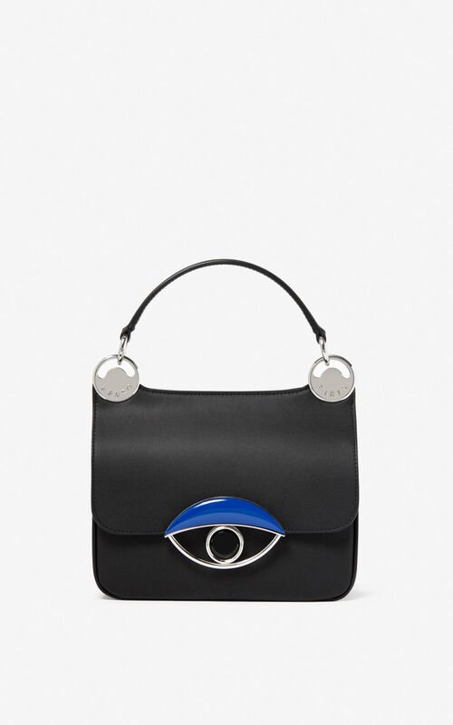 BLACK TALI crossbody bag for unisex KENZO