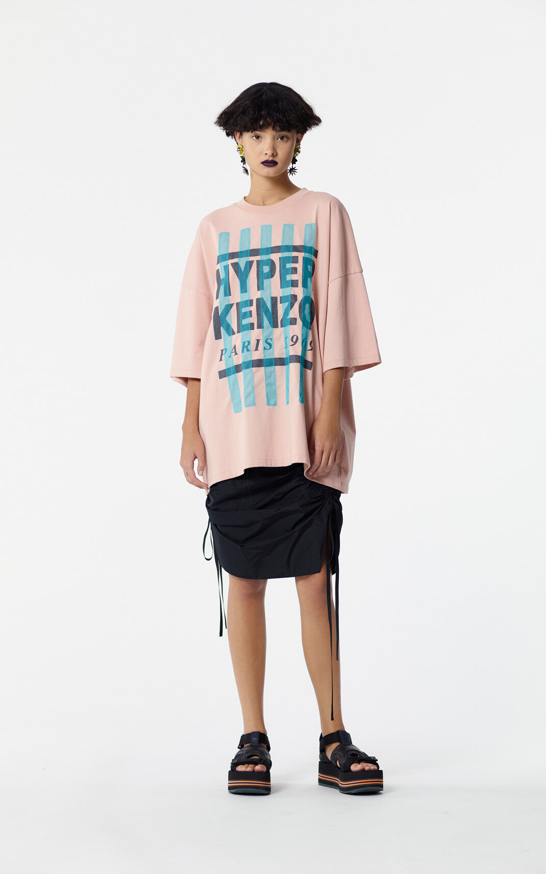 SKIN Hyper KENZO t-shirt for women