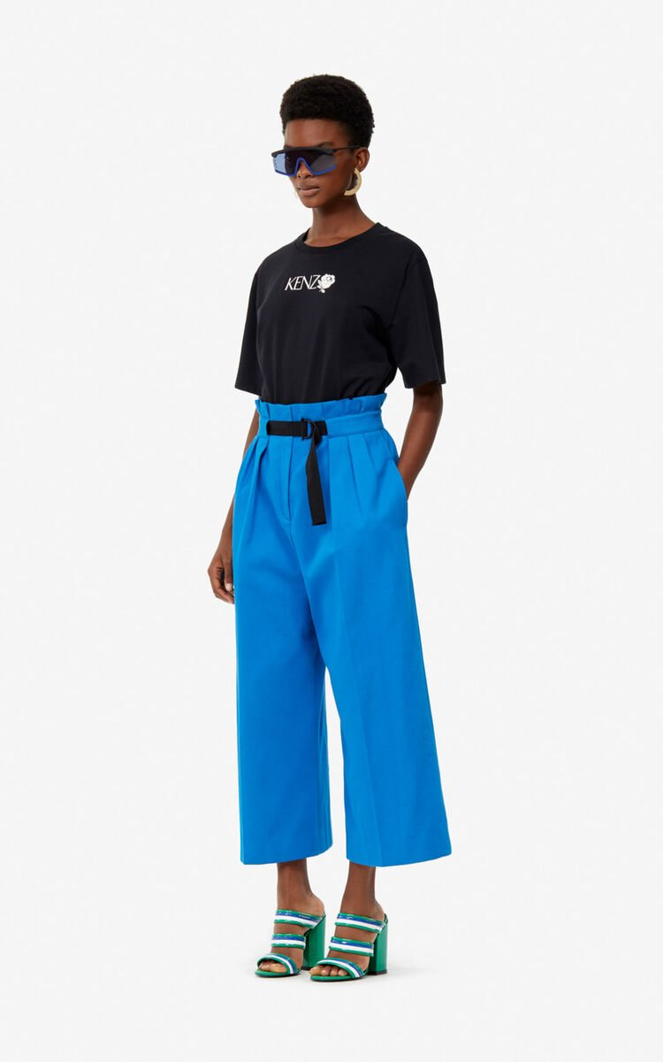 COBALT Culotte trousers for women KENZO